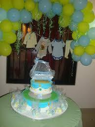 Decoración Baby Shower 57 Fotos E Ideas Para La Fiesta  Fiesta Ideas Para Un Baby Shower De Nino