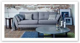 fabric sofas blue. Modren Blue Contemporary Sofas Inside Fabric Blue