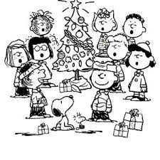 Peanuts Charlie Brown Christmas Coloring Page 300x300 charlie brown and snoopy christmas coloring page coloring sun on charlie brown winter coloring pages