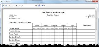 daycare sign in and out sheet after school procare blog