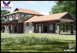 Design Rumah Moden Pelukis Pelan Banglo Seluruh Malaysia