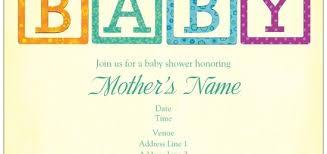 Vista Print Baby Shower Invitations Vistaprint Ba Shower Invitations
