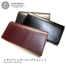 italian leather x nume leather men s long wallet long wallet