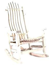 wooden rocking chair plans. Wooden Rocking Chair Plans Solid Wood Rustic