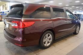 odyssey garage door opener best of new 2019 honda odyssey ex l mini van passenger in