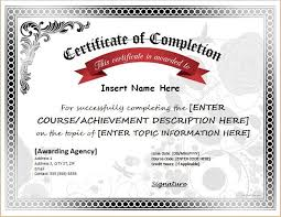 microsoft office certificate template certificate of completion for ms word download at http