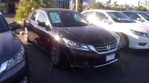 honda accord 2014 black. Wonderful Black 2014 Honda Accord LX Crystal Black Pearl And O