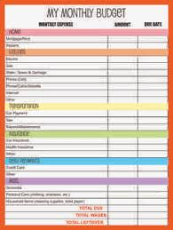 Easy Monthly Budget Easy Monthly Budget Spreadsheet Epic Budget Spreadsheet Excel Debt