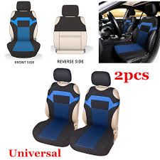 2x t shirt car front seat cover
