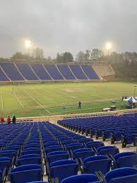 Nccu Football Stadium Seating Chart Wallace Wade Stadium Section 24 Row V Seat 7 Duke Blue
