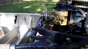 hp evinrude converted to push button start 1972 25 hp evinrude converted to push button start