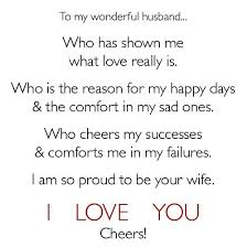 I Love You Quotes For Husband Enchanting I love you sayings to husband
