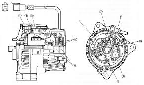 information 1997 honda civic charging system wiring diagram generator wiring diagram on suzuki gsx r1100 charging system diagram 94 96 circuit schematic