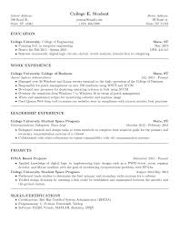Please Critique My Resume (Sophomore) ...