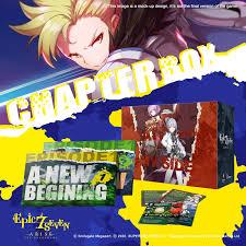 Cada jugador asumirá el papel de los. Epicsevenarise Is Played As A Campaign Epic Seven Arise Facebook