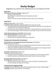 How To Put Study Abroad On Resume Resume For Study Abroad Fascinating How To Put Study Abroad On Resume