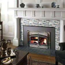 smoky quartz glass tile fireplace design inspiration gallery glass tile fireplace surround mantels