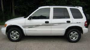 kia sportage 2000 black. 2000 kia sportage ex 20l clean low miles auto air black