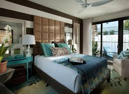 High Quality Inspiration For A Mid Sized Transitional Master Dark Wood Floor And Brown  Floor Bedroom Remodel