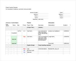 Project Tracking In Excel 10 Task Tracking Templates Free Sample Example Format Download