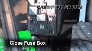 replace a fuse 1998 2002 oldsmobile intrigue 1998 oldsmobile 2002 oldsmobile alero fuse box at 2002 Oldsmobile Intrigue Fuse Box