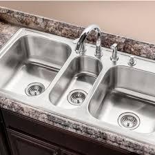 Topmount Kitchen Sinks  Kitchen  KOHLER30 Inch Drop In Kitchen Sink