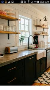 Best 25+ Black kitchen cabinets ideas on Pinterest | Kitchen with black  cabinets, Black kitchens and Navy kitchen cabinets
