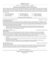 Resume Retail Resume Sample Professional Examples Customer