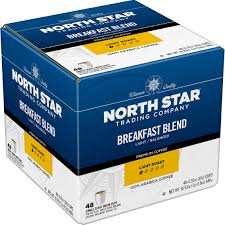 A north star coffee × coffee shop: Trilliant North Star Breakfast Blend K Cup Coffee 48 Ct Beverages Coffee Food Gifts Shop The Exchange