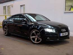 black audi a5. Unique Audi 2011 Audi A5 Coupe Black Edition 2l For Sale In Hampshire 5