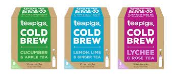 Teapigs Launches New Range of Iced Teas | Feast Magazine