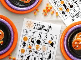 Halloween is a festival of irish origin: 13 Sets Of Free Printable Halloween Bingo Cards