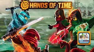 LEGO Ninjago: Wu-Cru - Join the latest Hands of Time Adventure (LEGO Games)  - YouTube