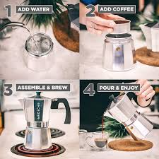 There are all kinds of coffee grinders on the market, but if you want a balanced combination of quality electric burr. Kitchen Dining Silver Cuban Coffee Maker Stove Top Coffee Maker Moka Italian Espresso Greca Coffee Maker Brewer Percolator Grosche Milano Stovetop Espresso Maker Moka Pot 9 Cup 15 2 Oz Home Dccbjagdalpur Com