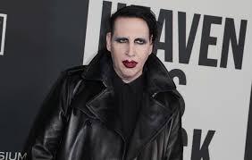 Marilyn Manson allegedly