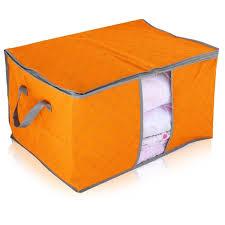 Quilt Blanket Pillow Clothes Underbed Storage Bag Box Container ... & Quilt-Blanket-Pillow-Clothes-Underbed-Storage-Bag-Box- Adamdwight.com