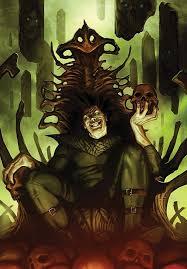 nightmare doctor strange 1