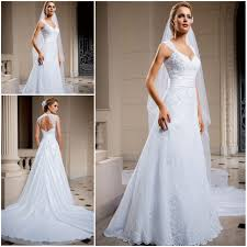Plus Size Wedding Dresses A Simple Guide  MODweddingPlus Size Wedding Dress Styles