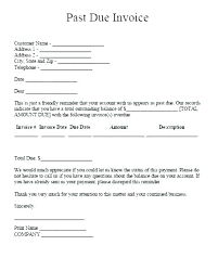 Pay Invoice Template Past Due Invoice Template Late Payment Email Interest