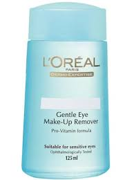 l oreal gentle eye make up remover ต วน ก ต องเขย าเหม อน