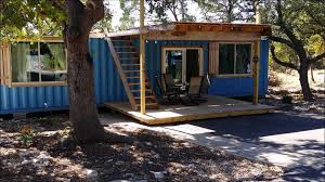 Homes Built From Shipping Containers 40x8 Shipping Container Tiny Home Built For 20k