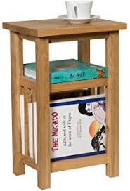 living room end tables with drawers. waverly oak magazine side table in light finish | solid wooden coffee / lamp living room end tables with drawers