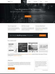 Website Html Templates Interesting Free Css Template Download For College Website Business