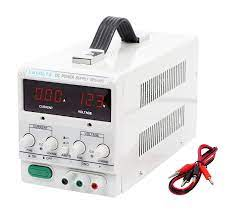 Lavolta BPS 305 VND FR Power Supply Adjustable DC Linear Stabilised  Laboratory Power Supply 0 – 30 V/0 – 5 Amp: Amazon.de: Business, Industry &  Science
