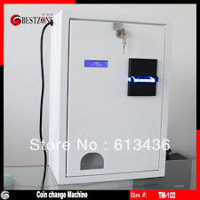 Vending Machine Coin Changer Simple Coin Change Machine Token Changing Machine Coin Dispenser Vending