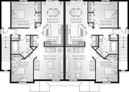 lovable audacious ideas dual family house plans full multi family house plans stunning family house plans
