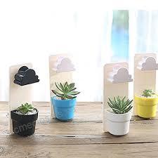 hanging planter pot creative rainy