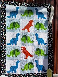 Dinosaur Quilt | Babies, Kid quilts and Patchwork & Dinosaur Quilt Think this could be the Pam Bono pattern Adamdwight.com