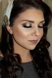 gorgeous vine makeup look perfect for a bride tautyspotqld au