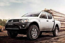 Could Mitsubishi Be Planning A New Truck For The US? - CarBuzz